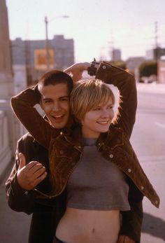 Kirsten Dunst & Jay Hernandez in Crazy/Beautiful
