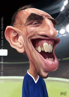 Franck Ribéry Franck Ribéry é um futebolista francês que atua como meia…