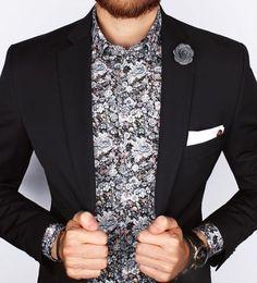 Men formal wear on a business Suit Fashion, Look Fashion, Mens Fashion, Men Formal, Formal Wear, Fashion Network, La Mode Masculine, Sharp Dressed Man, Well Dressed