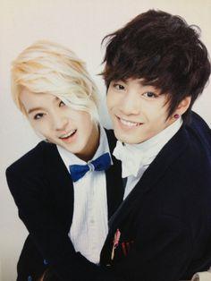 Ren and JR