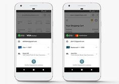 Googleon Monday announced a strategic new partnerships with Visa and Mastercard that will eventually allow its Android Pay users to shop on hundreds of thousands of sites where Visa Checkout or Masterpass are accepted online.