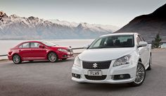 Suzuki New Zealand - Kizashi 2.4 LTD Sport