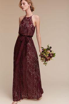 BHLDN Alana Dress in  Bridesmaids View All Dresses | BHLDN