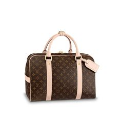 View 1 - Carryall Monogram Canvas in Women s Personalisation Hot Stamping  collections by Louis Vuitton c2f9538456024
