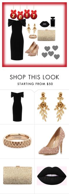 """let this be your new year outfit!"" by whitesnakee on Polyvore featuring Emilio De La Morena, Oscar de la Renta, Vitaly, Head Over Heels by Dune, Neiman Marcus and Narciso Rodriguez"