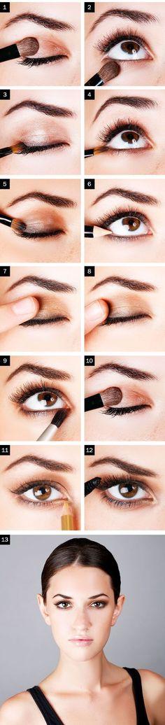 Conoce las tendencias en maquillaje para este verano. | tips de maquillaje ojos paso a paso | maquillaje para verano natural | maquillaje de ojos de día sencillo. | #maquillaje #ojos