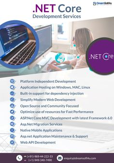 is a leading Dot Net development company in India, USA and South Africa. We offer asp dot net web development services for the startups and business, globally. Web Application Development, App Development Companies, Mobile Application, Web Development, Entity Framework, Net Framework, Bi Tools, Microsoft Dynamics, Social Web