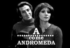 Sceneggiato televisivi A come Andromeda, 1972.