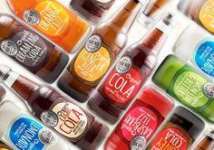 Phoenix Organic Beverage - The Dieline -