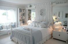 ขาวชวนฝัน ห้องนอนสีขาว | iHome108