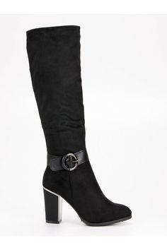 Elegantné čižmy na stĺpovom opätku Super Me Platform, Booty, Ankle, Outfit, Shoes, Fashion, Outfits, Moda, Swag