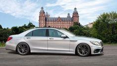 Mercedes-Benz S-Klasse Limousine - Tuner - Voltage Design Carbon Fiber Spoiler, Mercedes Benz, Benz S Class, Auto News, Road Runner, Future Car, Custom Cars, Luxury Cars, Dream Cars