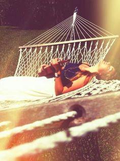 ukulele & hammocks