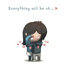 HJ-Story :: Everything Will Be OK aa en güzeli buymuş :) Hj Story, Everything Will Be Ok, Love Cartoon Couple, Cute Love Cartoons, Cute Love Stories, Love Story, Ex Amor, What Is Love, My Love