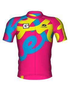 Gheto CX 'The Big One' Women's Short Sleeve Jersey