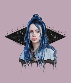 I love it 💘 billie eilish, outline, feature wallpaper, drawings of people, Wallpaper Collage, Drawing Wallpaper, Feature Wallpaper, Wallpaper Computer, Billie Eilish, Background Yellow, Quotes Pink, Black And White Outfit, Art Tumblr