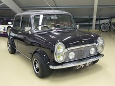 Radford De Ville Mk 3 Mini Cooper 1275S, 1970 The most expensive Mini ever built
