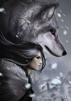 Gray Wolf, buy quality products and provide wolf sanctuary! - -Save Gray Wolf, buy quality products and provide wolf sanctuary! - - Eyeshadow Colours for Blue Eyes Fantasy Wolf, Dark Fantasy Art, Anime Wolf, Mythical Creatures Art, Fantasy Creatures, Wolf Eyes, Wolves And Women, Wolf Artwork, Wolf Spirit Animal