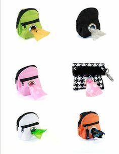 Pet Dispenser Waste Poop Dog POO Puppy Pick Up Bags Pick Color   eBay