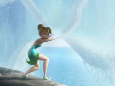 I got: Tinkerbell! Which Fairy Are You? (Disney)
