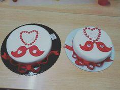 Workshop INICIAÇÃO ao CAKE DESIGN dia dos namorados, 13-02-17. Marque já o seu... Telefone: 249 715 071  Telemóvel: 969 891 345 Email: geral@akademiamais.com