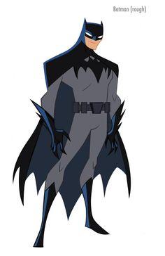 Batman (Justice League Action) by Shane Glines