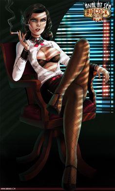Bioshock infinite best of elizabeth mobile porno