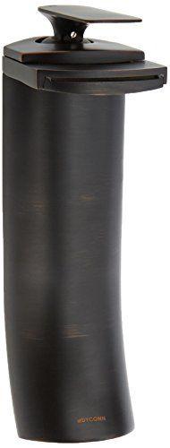 Dyconn Faucet VS1H18-ORB   Wolf 11-Inch Vessel/Bar/Bathroom Sink Single Handle Faucet, Oil Rubbed Bronze Dyconn Faucet http://www.amazon.com/dp/B00KZ54H1I/ref=cm_sw_r_pi_dp_w6PRwb1RW48R9