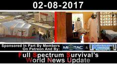 FSS World News Update - Financial War - Stimulus Scam - Flu Trends - prepper survival news https://youtu.be/omwW63qPdu4 via @YouTube