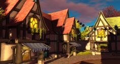 Fantasy Faire 2016 - Bright Haven Woodland, Fairy Tales, Bright, Fantasy, Explore, Mansions, Street, House Styles, Manor Houses