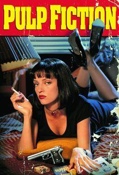 The best Tarantino so far. Pulp Fiction.