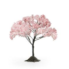 description~ Note: Only for indoor use.~dimensions~ Wide x Deep x High~materials~ Resin~ Garden Tree House, Fairy Garden Houses, Garden Trees, Pink Dogwood, Dogwood Trees, Miniature Zen Garden, Fairy Garden Supplies, Cute Fairy, Fairy Doors