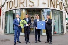Wien präsentiert zwei Qualitätssiegel für sicheres Reisen trotz Corona