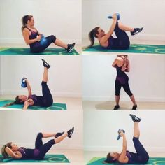 Abs Workout using a kettle bell got a strong arms.. photo credits @vanabeltworkouts https://itunes.apple.com/us/app/21-day-arm-workouts-plan-fitness/id834801332?mt=8