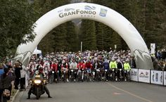 RBC GranFondo Banff | Ride in Canada's first National Park    I would LOVE to do this!