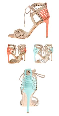 Can I get these Dolce Vita Hexen Leopard shoes? If so in mint or peach?