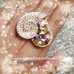"Image of ""PRINCESS"" Ring"