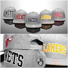 #culturekings #streetwear #fashion #headwear #mitchell&ness #nba #snapbacks #chambray #teams