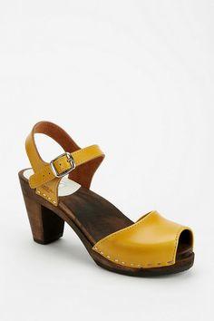 Maguba Bologna Peep-Toe Heeled Sandal