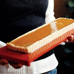 Mix things up with a Sweet Potato Tart   http://www.rachaelraymag.com/Recipes/rachael-ray-magazine-recipe-search/dessert-recipes/fleur-s-sweet-potato-tart