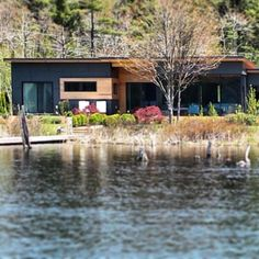 I saw this cool home while on a boat ride. This home should be mine.