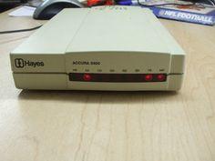 Hayes Accura 2400 YA13AM External Modem