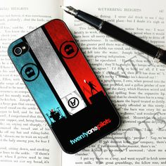 21 twenty one pilots band custom album cover for iPhone 4/4s, iPhone 5/5s, iPhone 5c, iPhone 6/6 plus Case and Samsung Galaxy s3 s4 s5 Case.