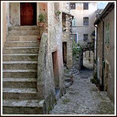 Gorbio, Provence - Rita Crance Photography