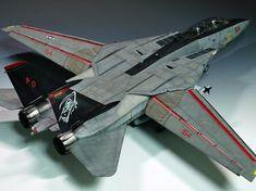 1/32 Trumpeter F-14D Grim Reapers by Lee, Seok Joo