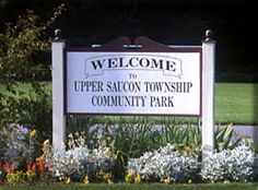 Upper Saucon Township park in Hellertown you can rent pavilions: restrooms, grills, trash. Non-township residents are $100