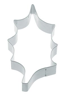 Holly Leaf Shaped Cookie Cutter £0.88 each +VAT