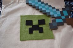 Sunny by Design: Minecraft inspired Birthday party