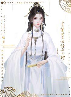 Anime Girl Drawings, Anime Art Girl, Fantasy Character Design, Character Art, Roman Dress, Fantasy Art Men, Anime Princess, Mermaid Art, Fairy Art
