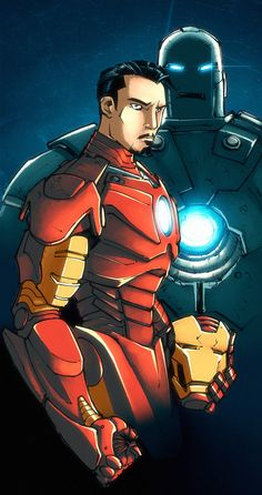 KidNotorious Iron Man by ~dcjosh on deviantART